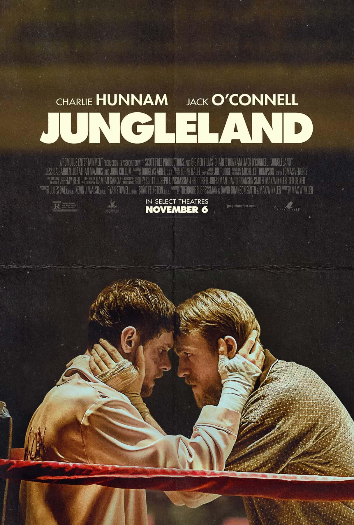 Saturday News: Jungleland, Stars Collective, Christmas in Carolina 2
