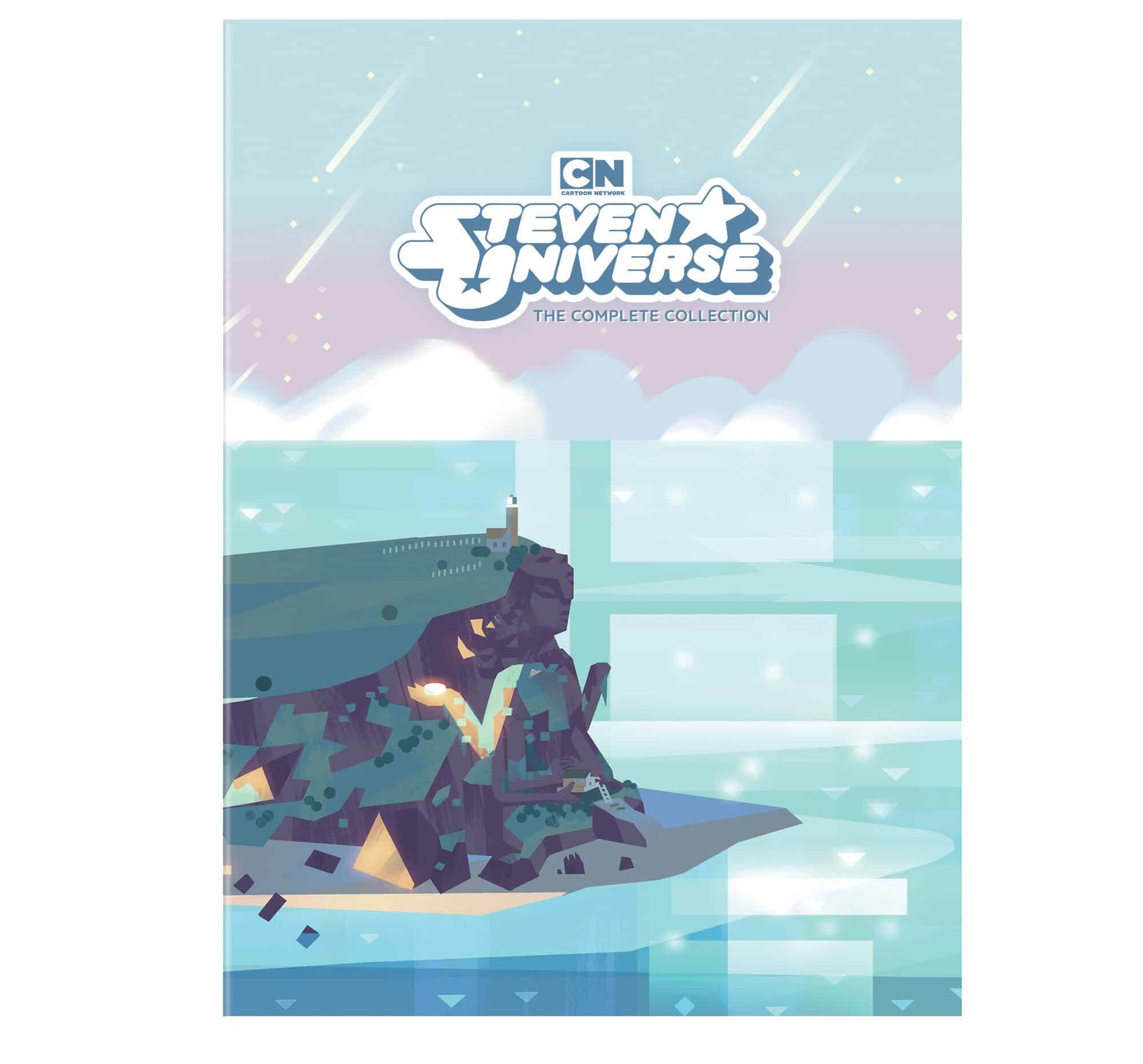 Steven Universe: The Complete Collection - This Gem Collection Arrives on DVD 12/8 2