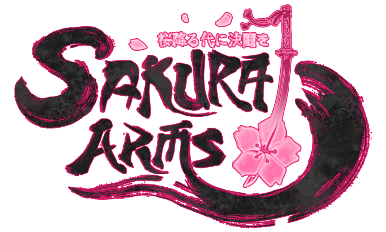 Sakura Arms stacked logo