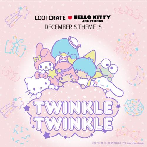 twinkle twinkle sanrio