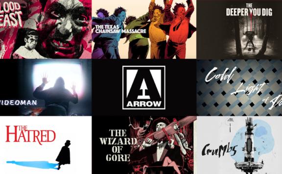 Arrow Video Channel October 2020