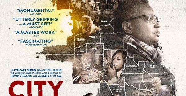 City So Real documentary poster