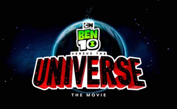 ben 10 versus the universe movie title