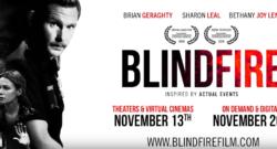 blindfire poster