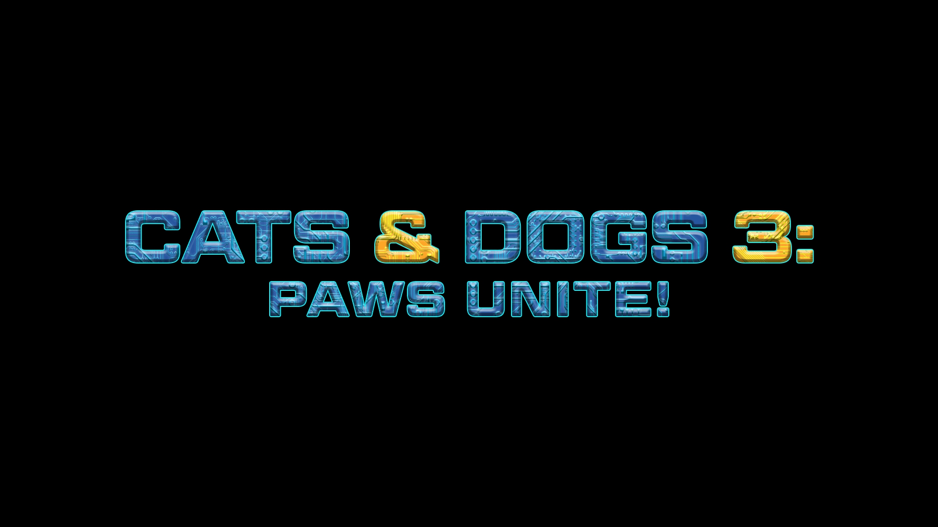 Cats & Dogs 3: Paws Unite [Blu-ray review] 2