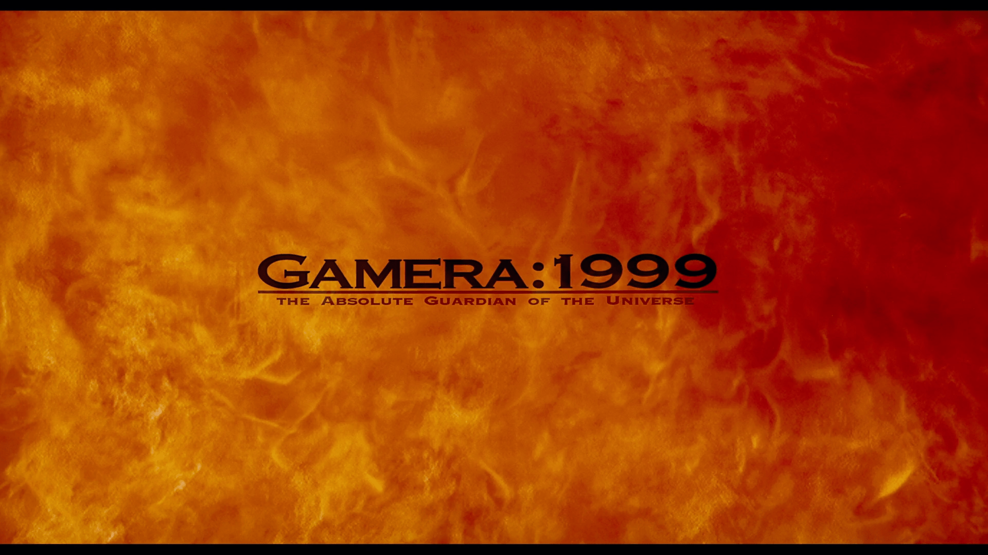 Gamera in the 90s [Gamera Collection review] 8
