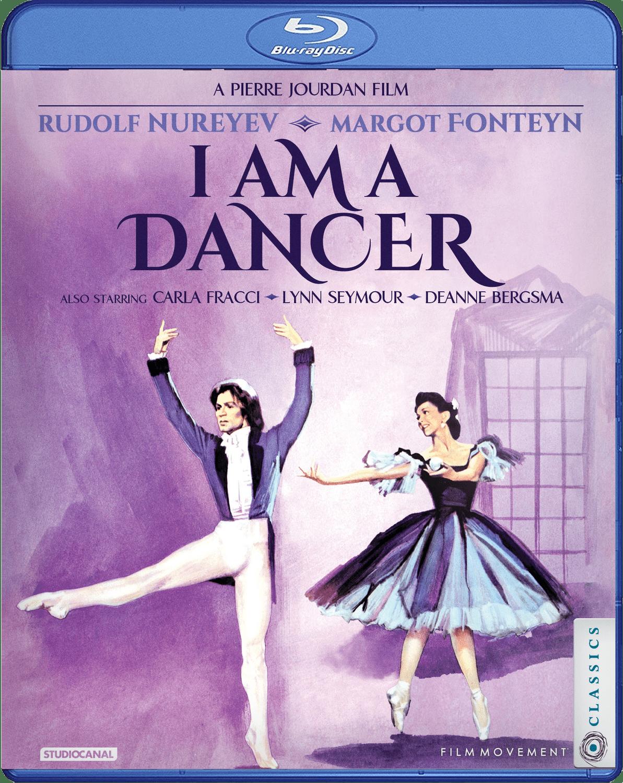 i am a dancer blu ray film movement classics