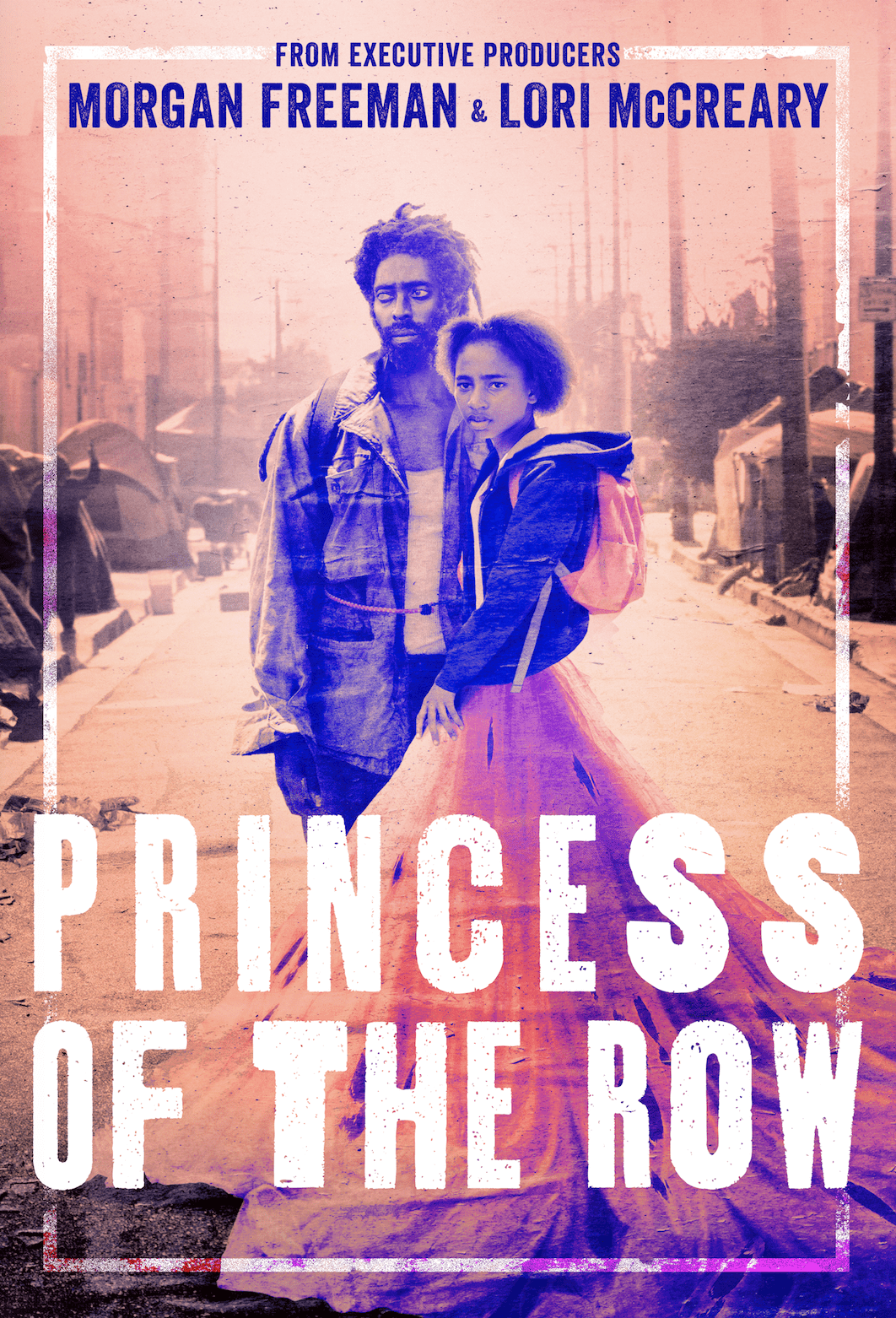 Watch the trailer for PRINCESS OF THE ROW - Executive Produced By Morgan Freeman 2