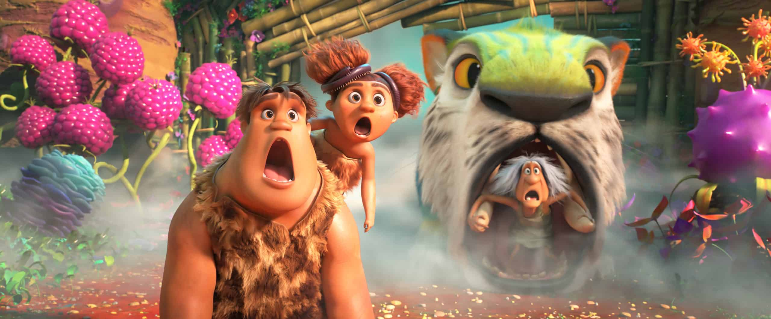 The Croods: A New Age (2020) [Film Review] 2