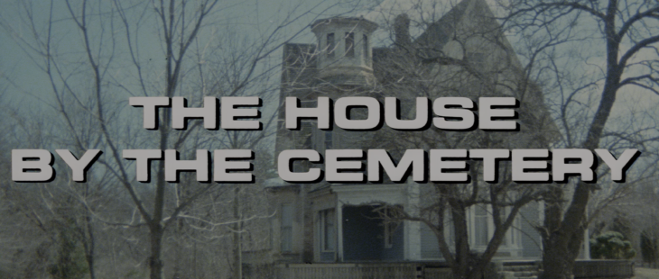 house by the cemetery 4k title