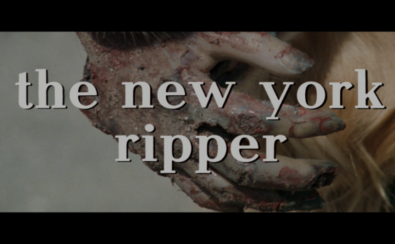 NEW YORK RIPPER 4K TITLE