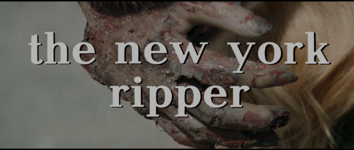 NEW YORK RIPPER 4K TITLE
