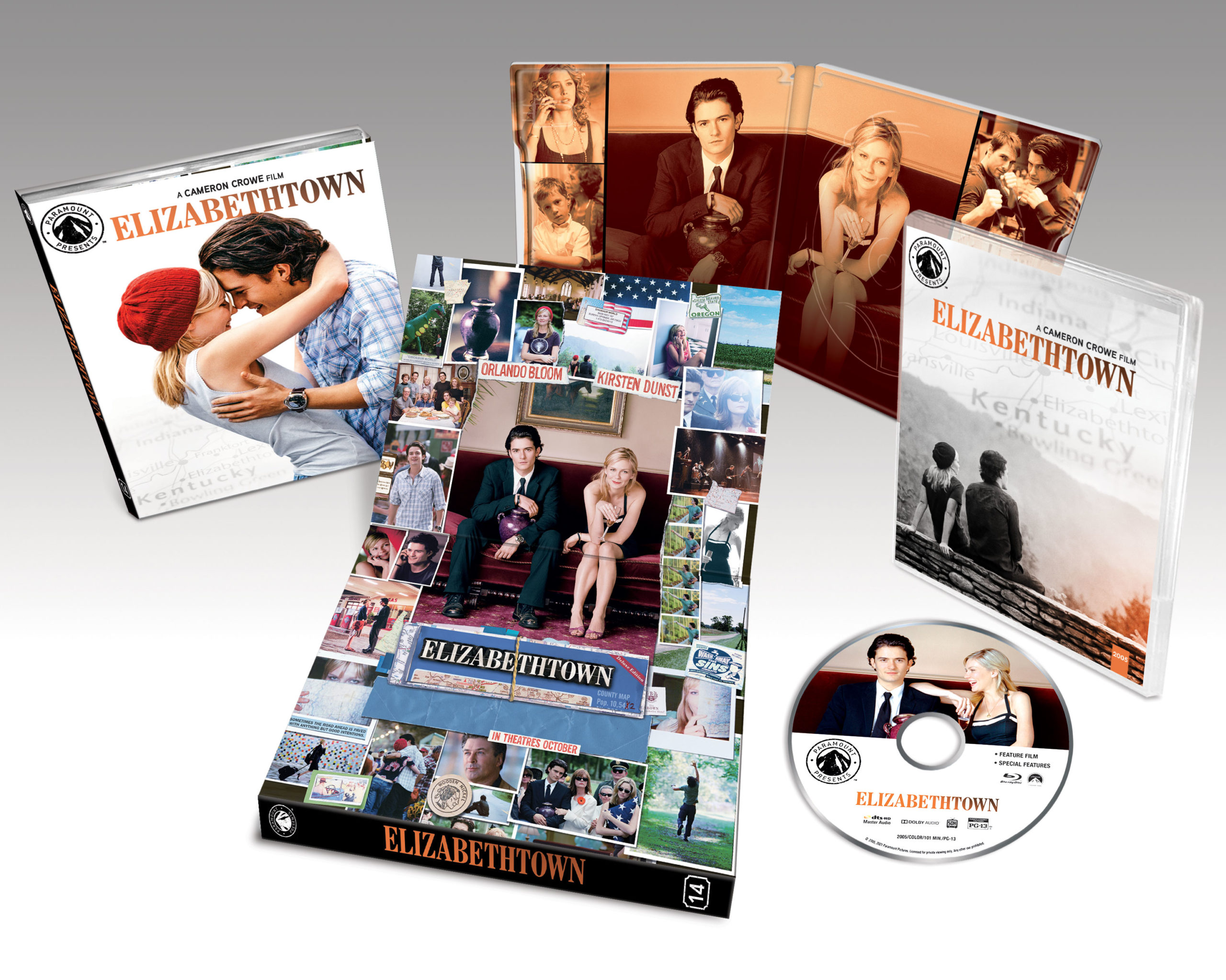 Elizabethtown full box art