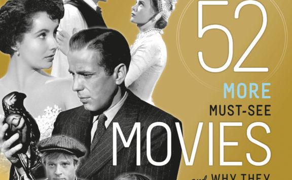 52 movies Turner Classic Movies Essentials Vol 2 book
