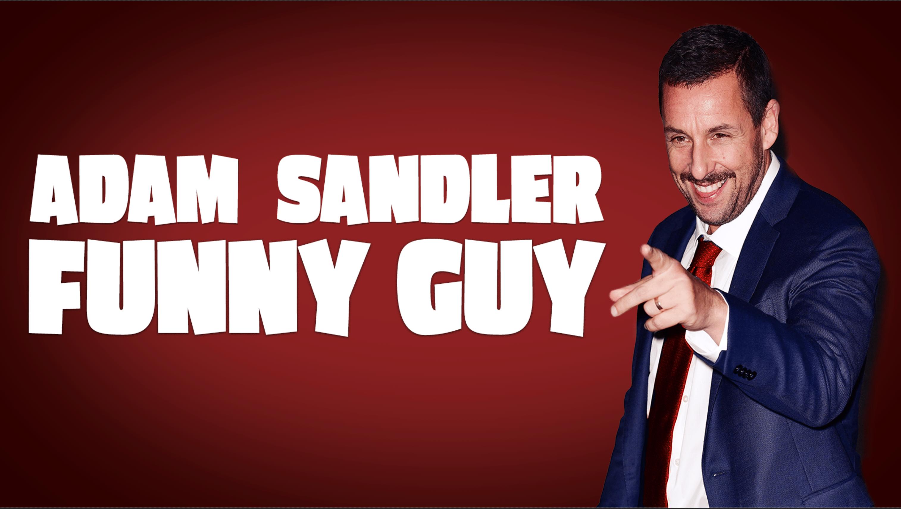 adam sandly funny guy december movie