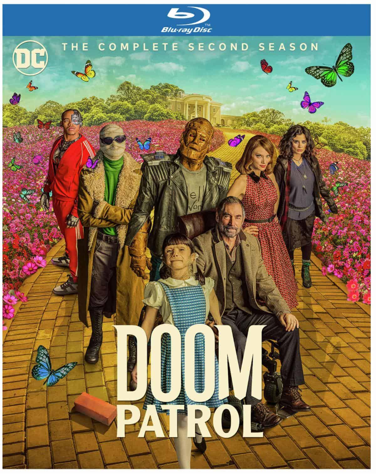 Sunday News: Warner Brothers Blu-rays, Wolfwalkers, Ultraman, Arrow 7