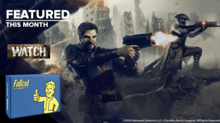 Loot Crate News: Fallout, The Breakfast Club, Saved By the Bell 4
