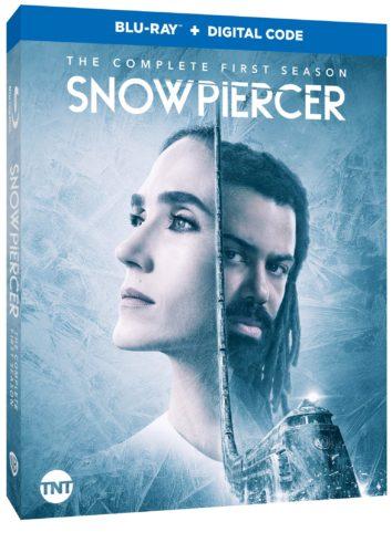 Snowpiercer Season 1 Warner Brothers Blu-rays
