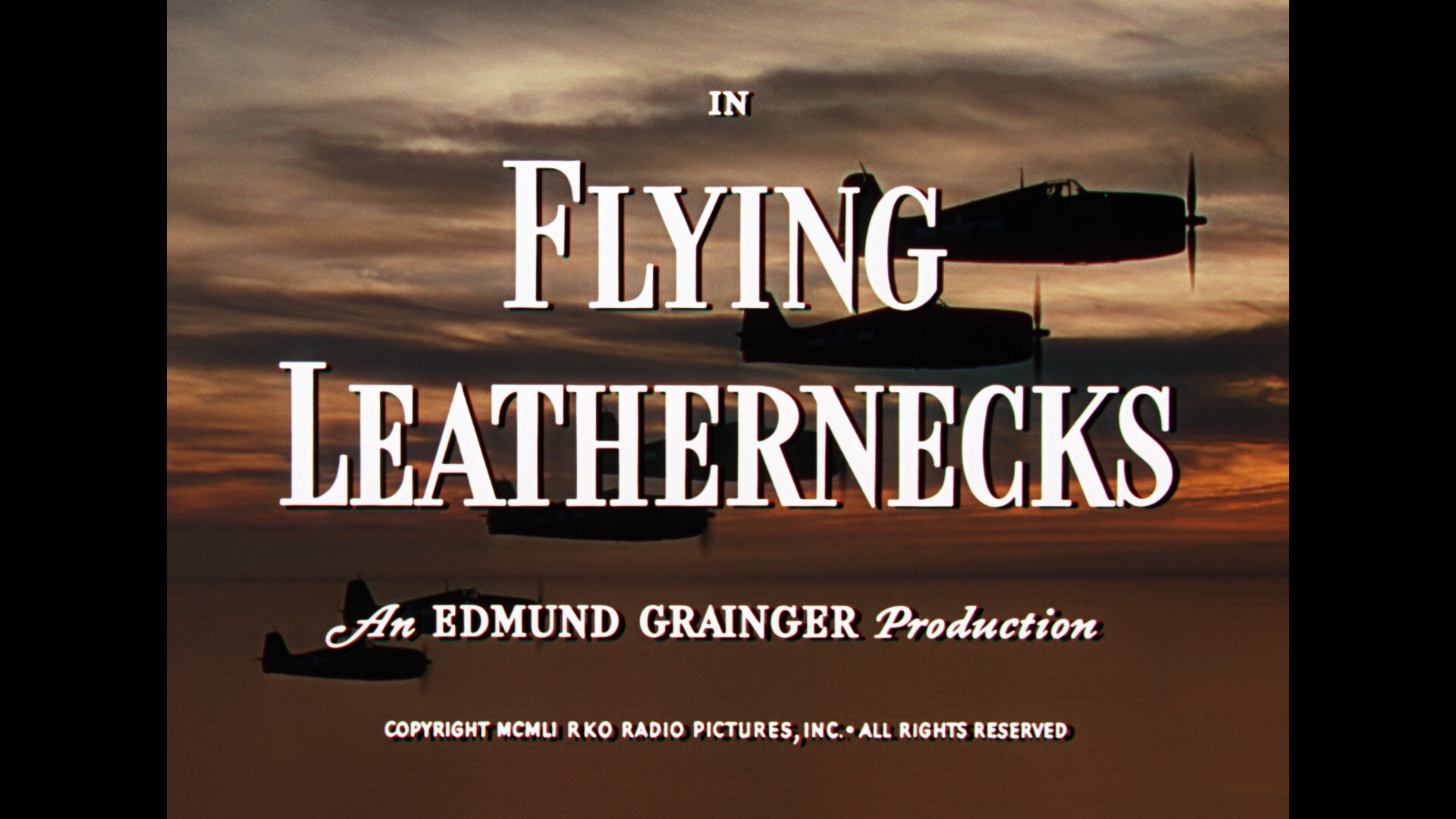 flying leathernecks title