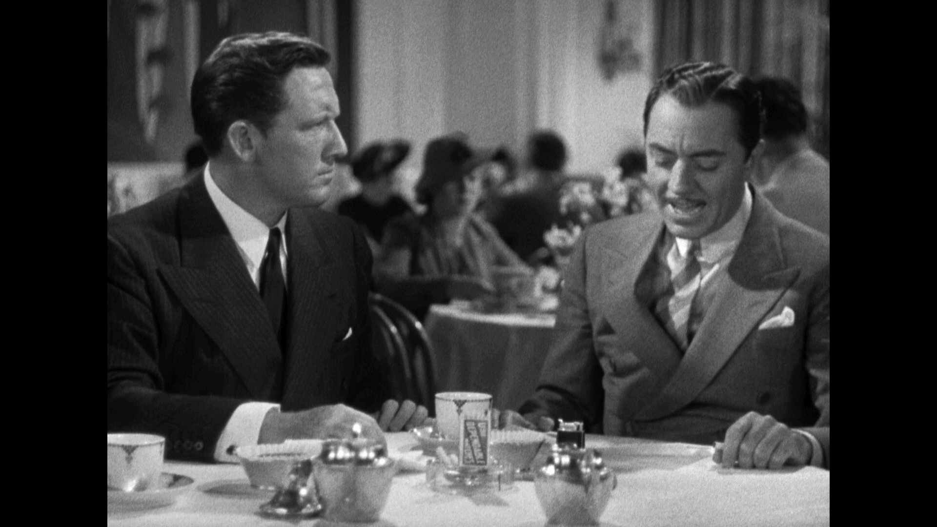 Libeled Lady (1936) [Warner Archive Blu-ray review] 8