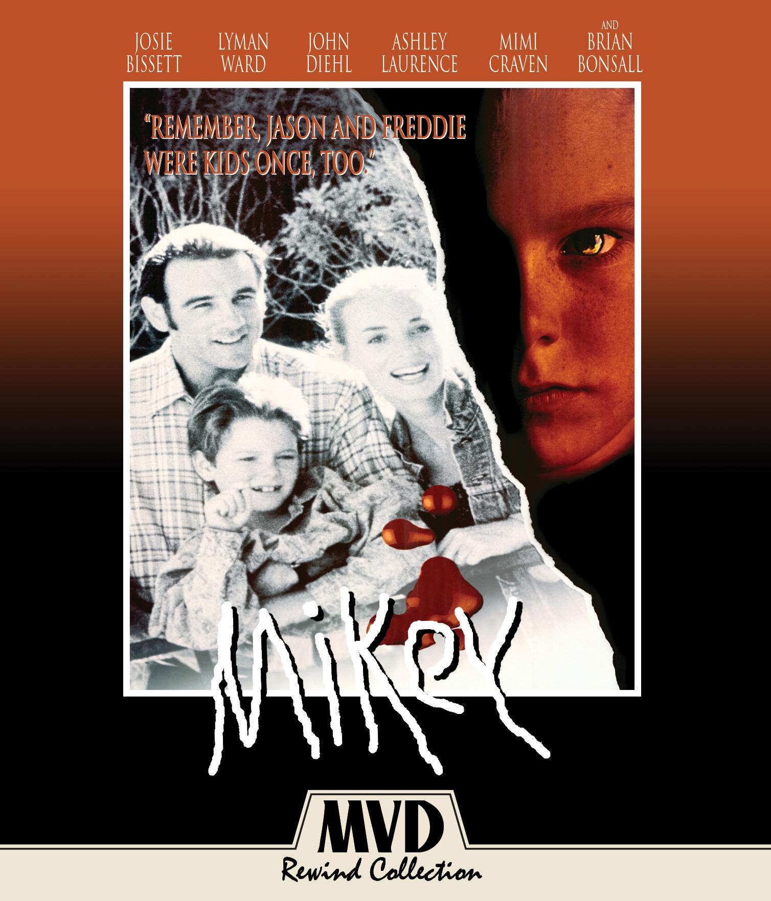Mikey Blu ray MVD