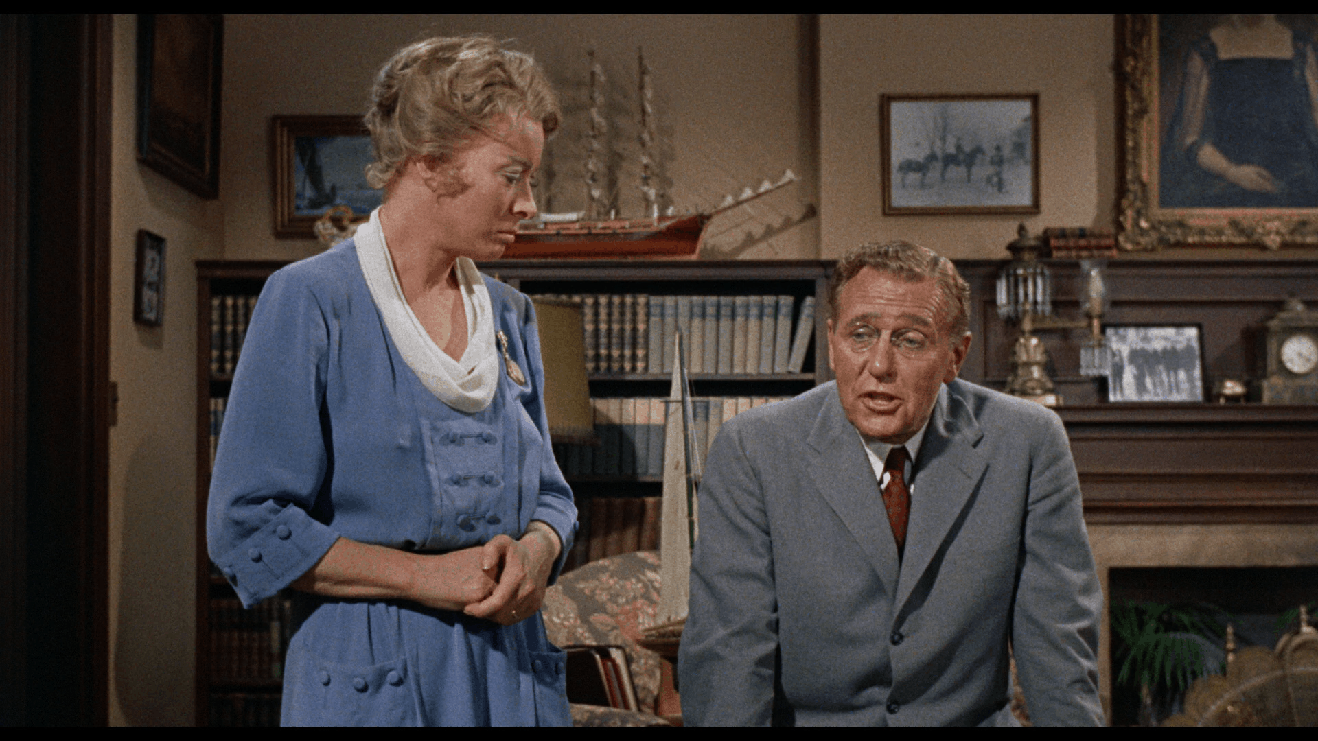 Sunrise at Campobello (1960) [Warner Archive Blu-ray review] 5