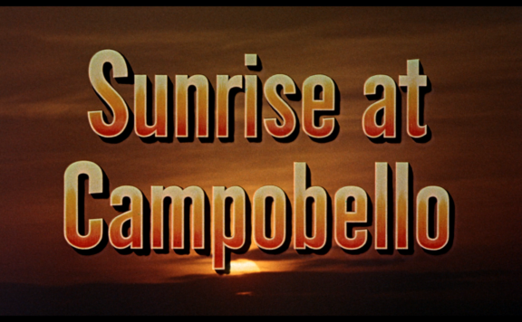 sunrise at campobello title