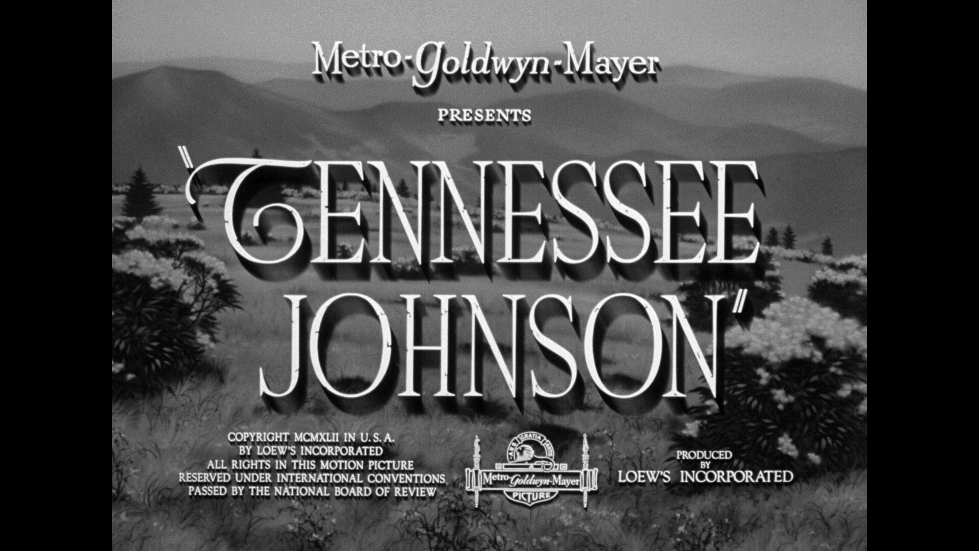 tennesse johnson title