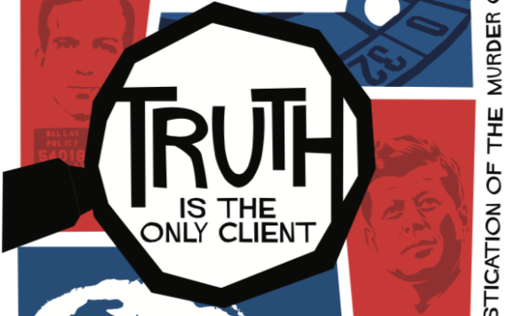 truth is the only client poster