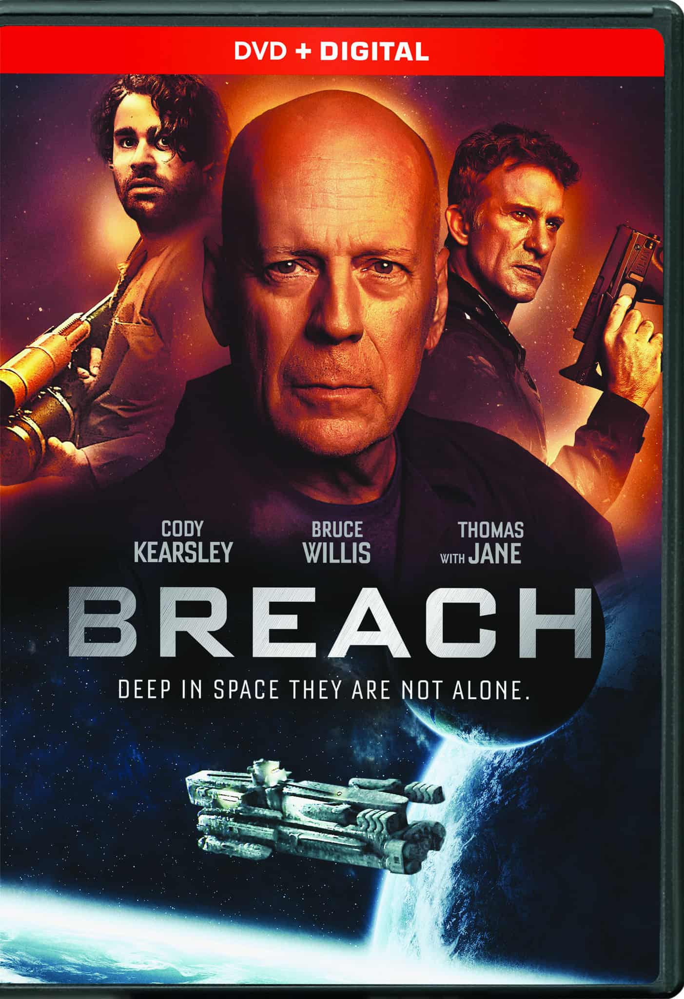 Breach DVD February 2021 DVD to consider