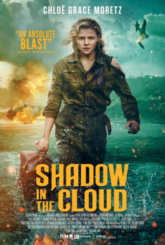 shadow in the cloud vod poster