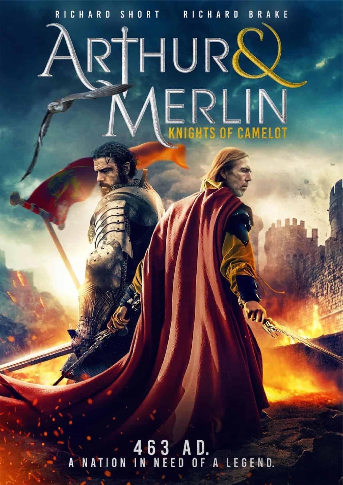 arthur and merlin dvd december 2020 lightning round