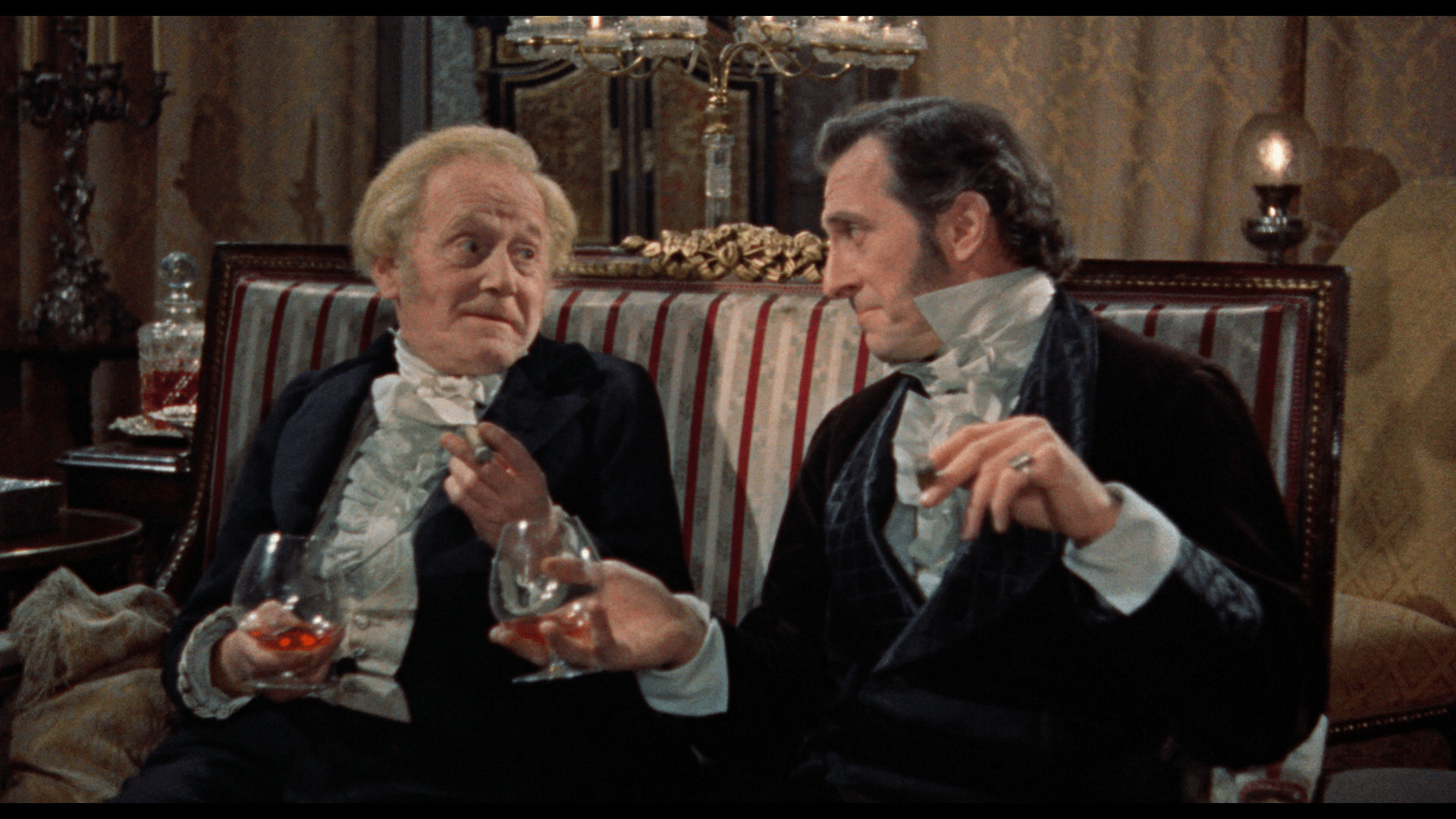 The Curse of Frankenstein (1957) [Warner Archive Blu-ray review] 12
