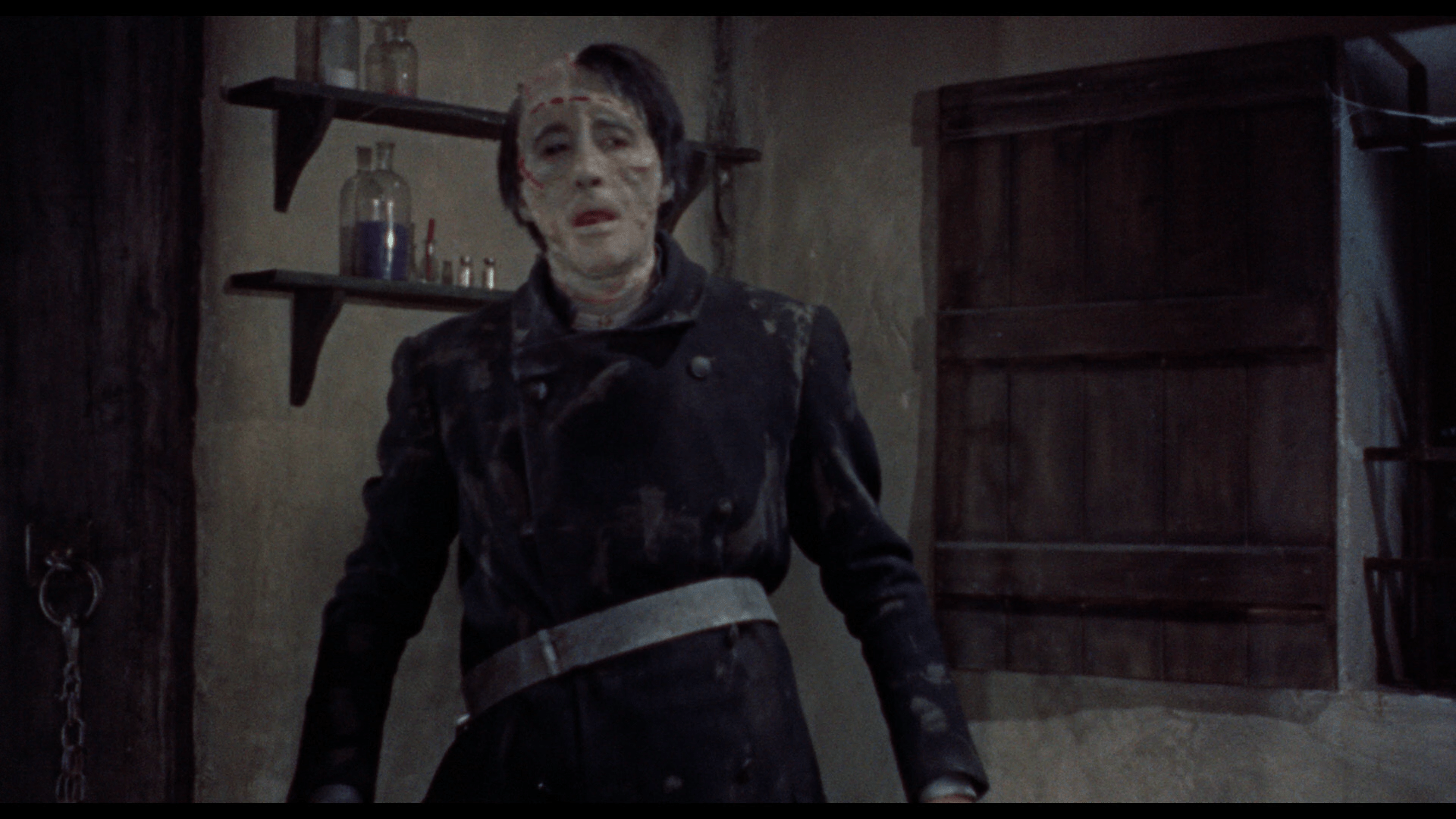 The Curse of Frankenstein (1957) [Warner Archive Blu-ray review] 20