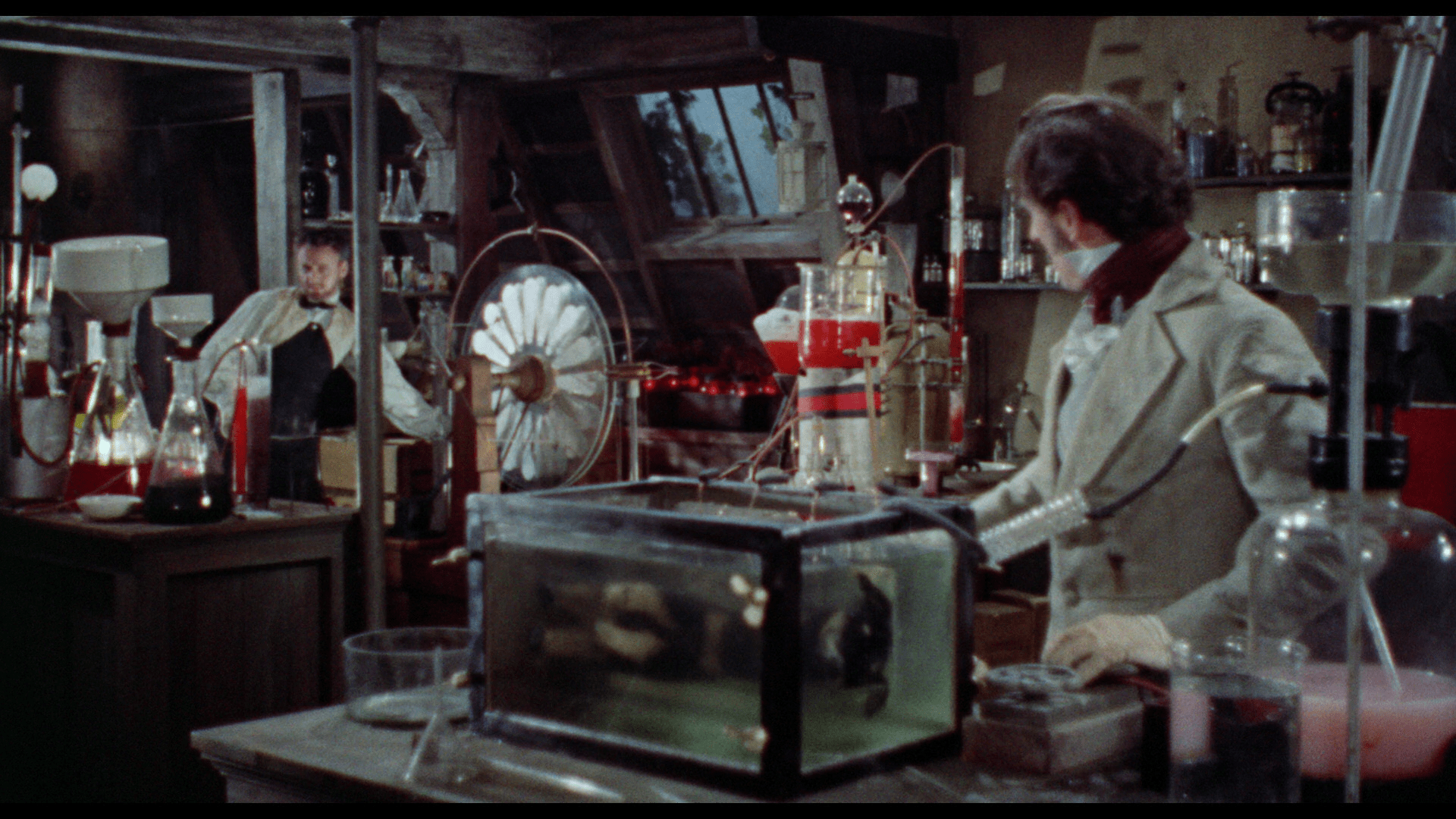 The Curse of Frankenstein (1957) [Warner Archive Blu-ray review] 10