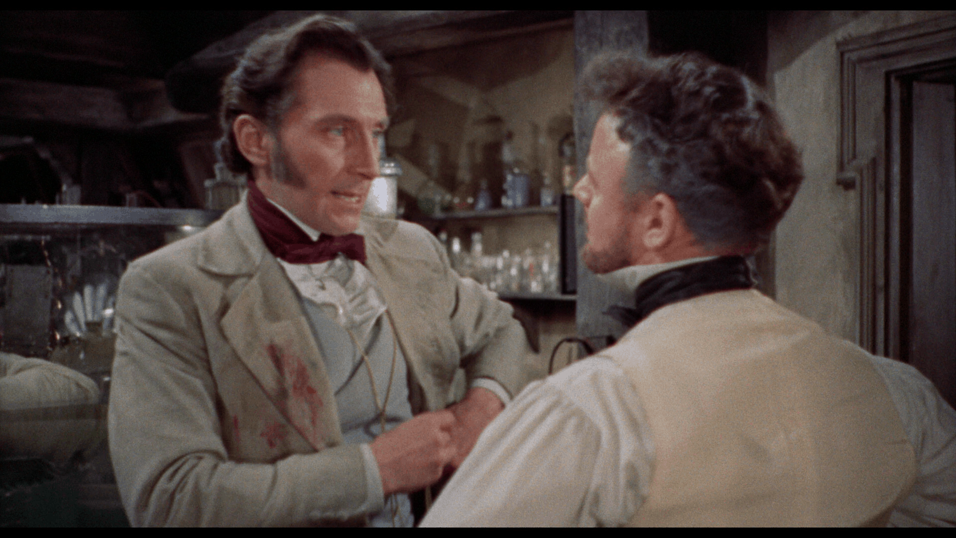 The Curse of Frankenstein (1957) [Warner Archive Blu-ray review] 18