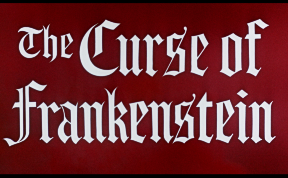 curse of frankenstein title