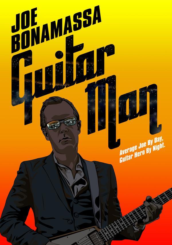 Joe Bonamassa Guitar Man digital