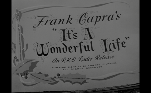 its a wonderful life 4k title