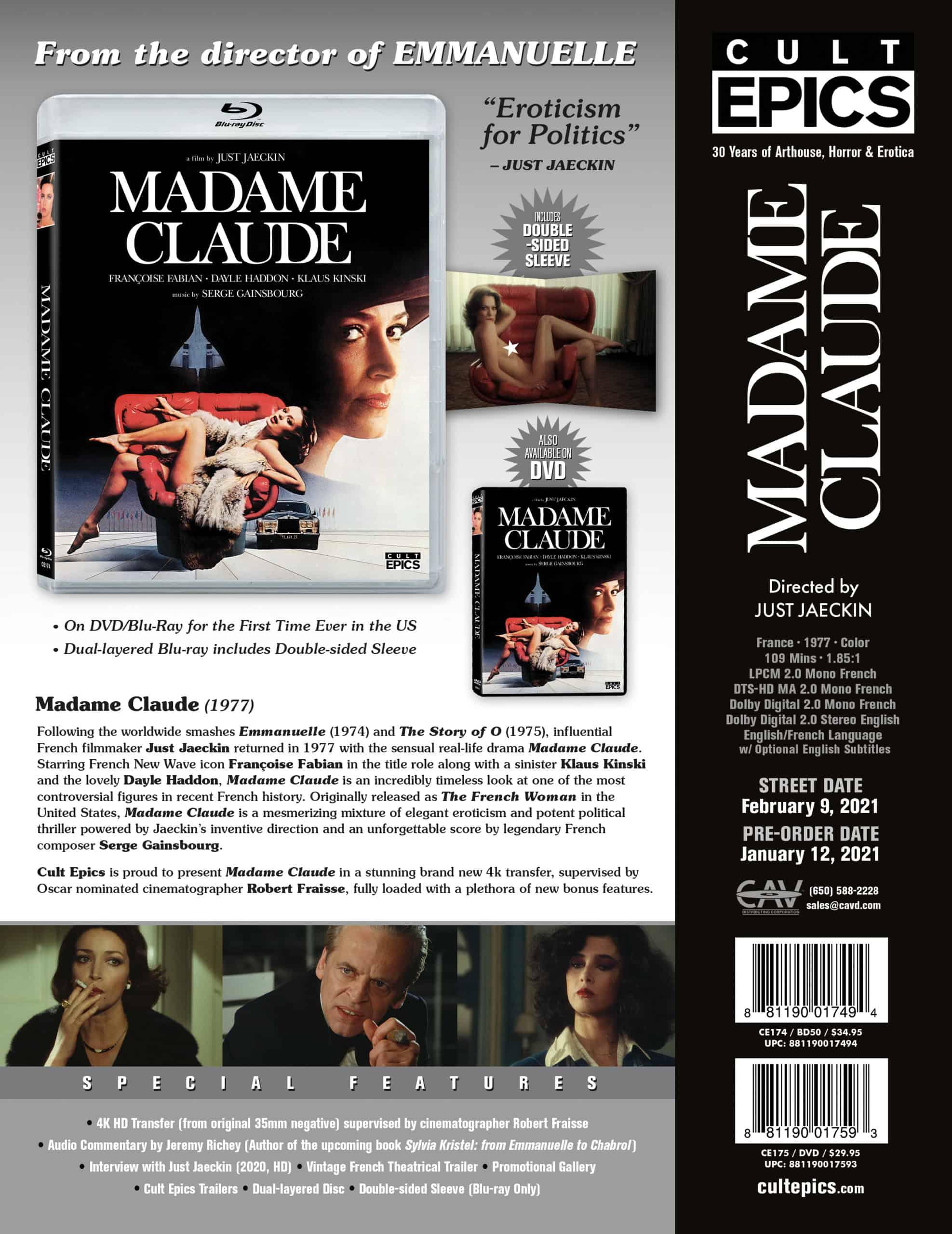 Sunday News: Breach, Yellowstone, Love Story 50th Anniversary, Madame Claude! 6