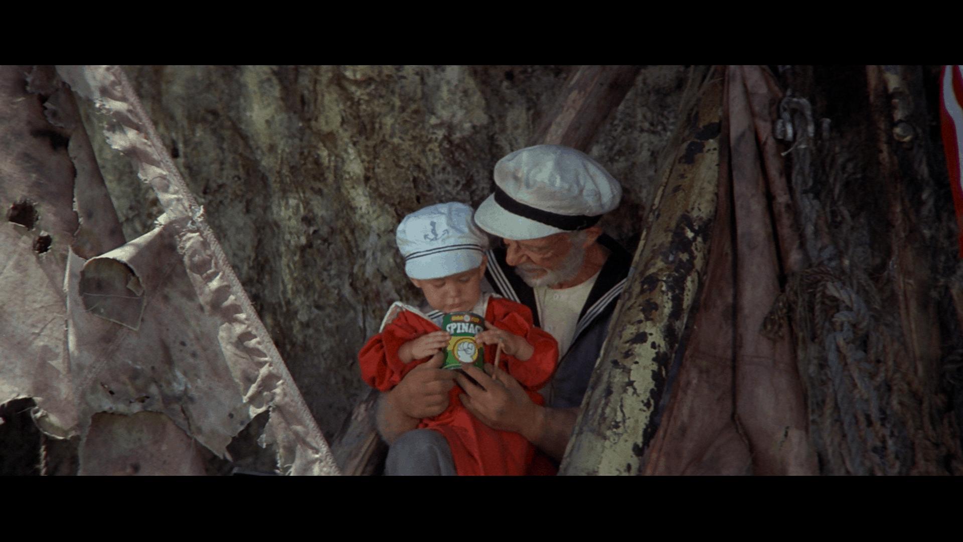 Popeye (1980) [Blu-ray review] 12
