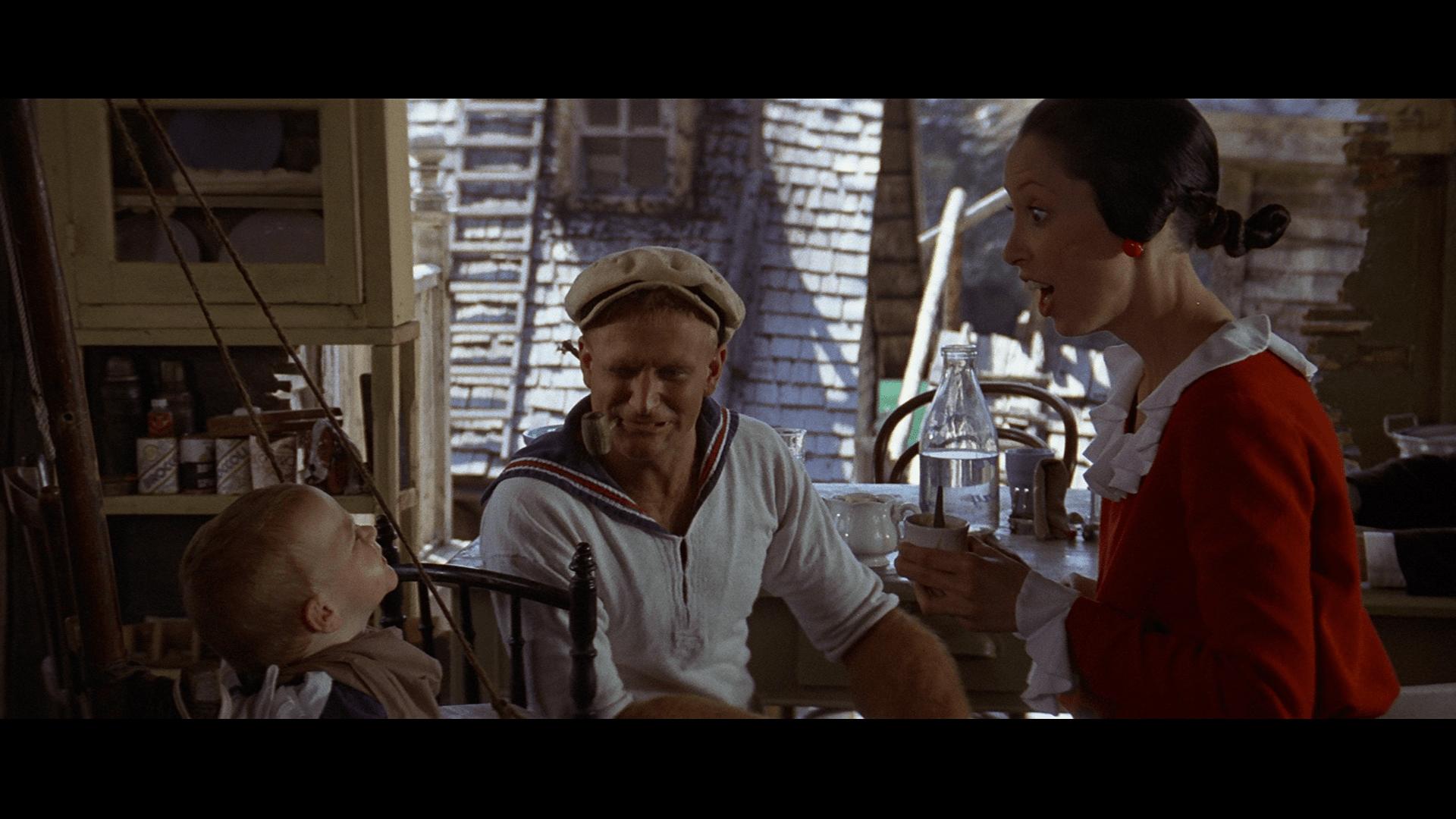 Popeye (1980) [Blu-ray review] 18