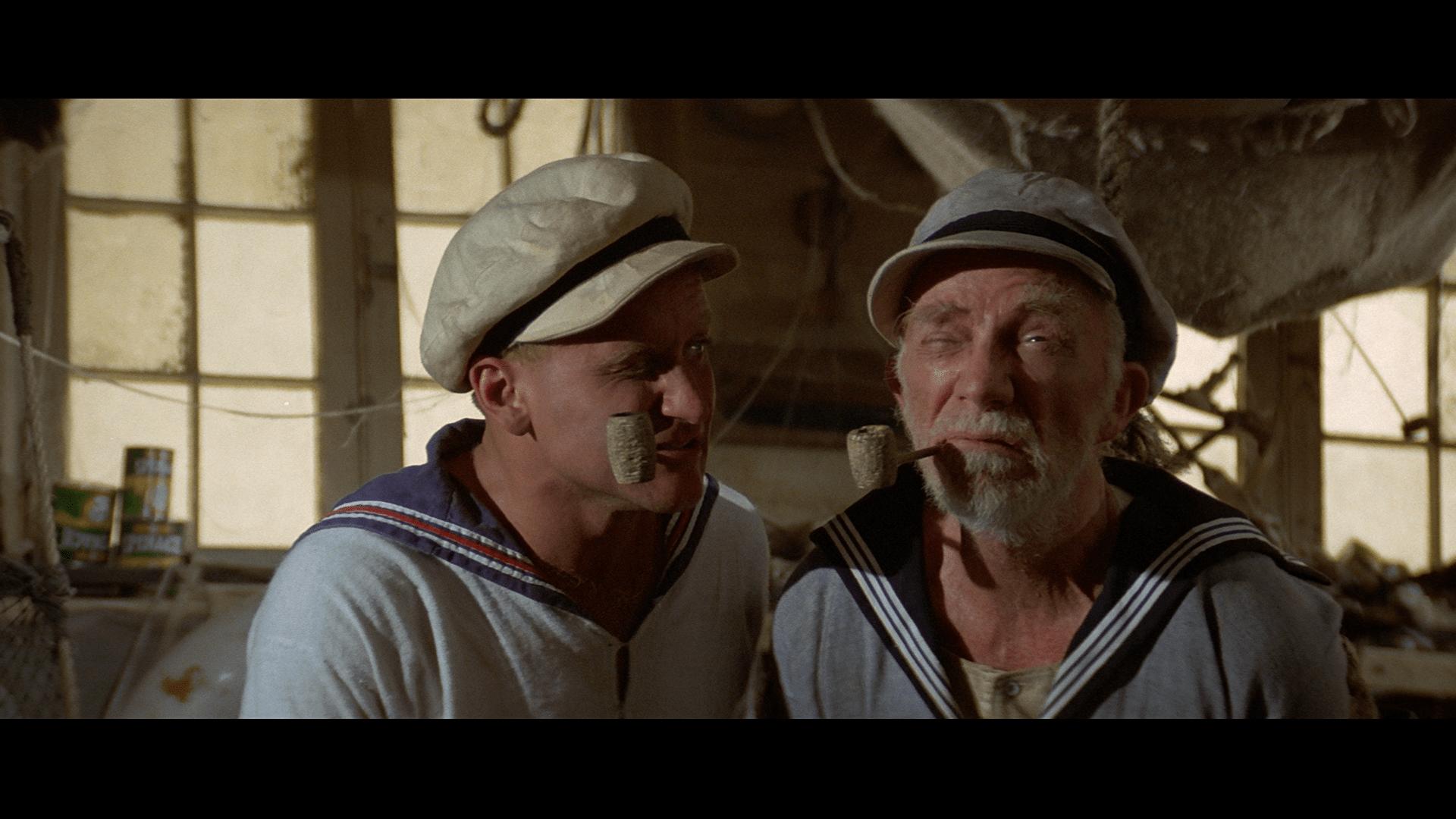 Popeye (1980) [Blu-ray review] 14
