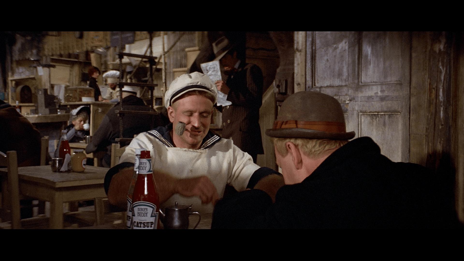 Popeye (1980) [Blu-ray review] 10