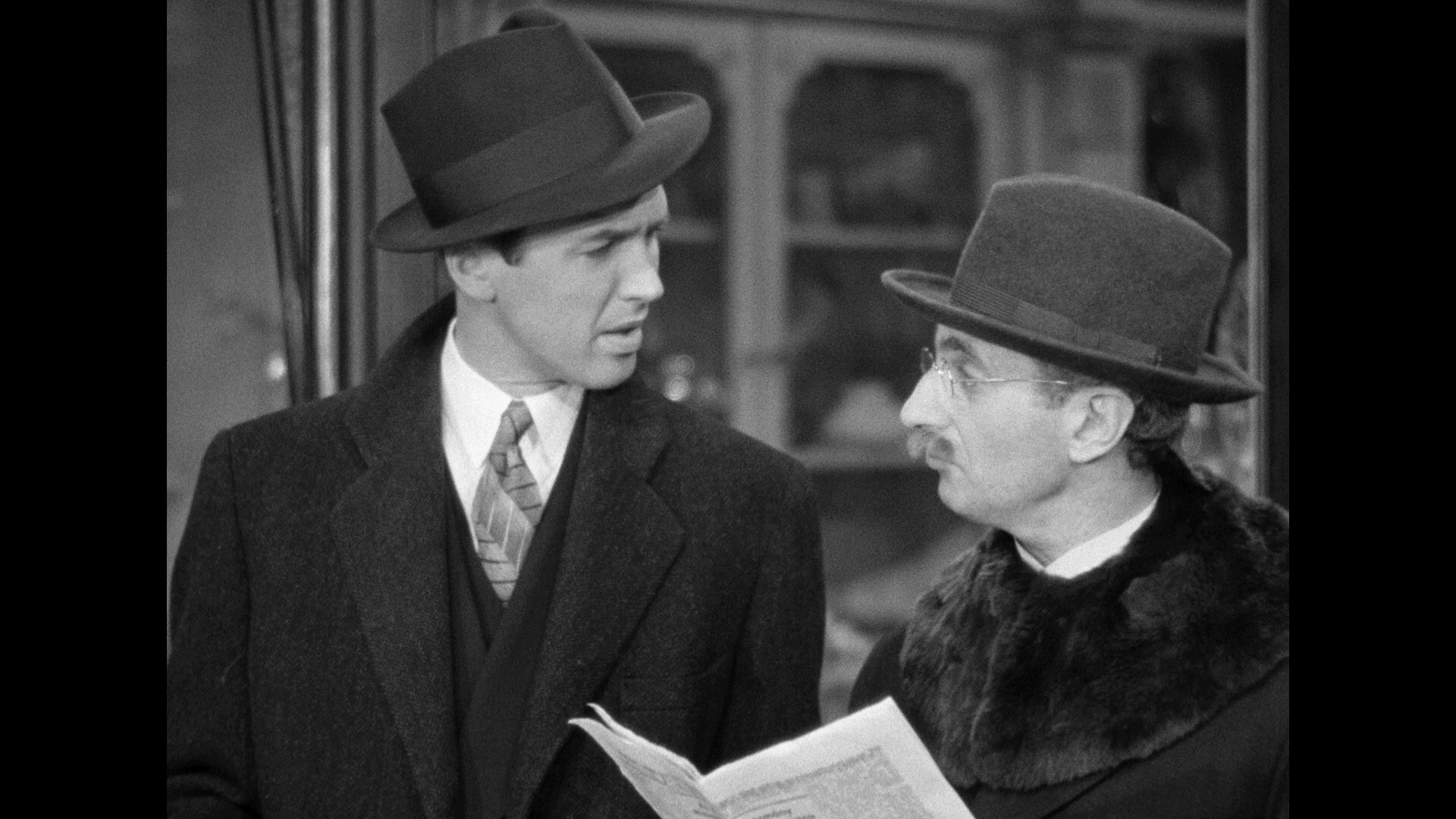 The Shop Around The Corner (1940) [Warner Archive Blu-ray review] 8