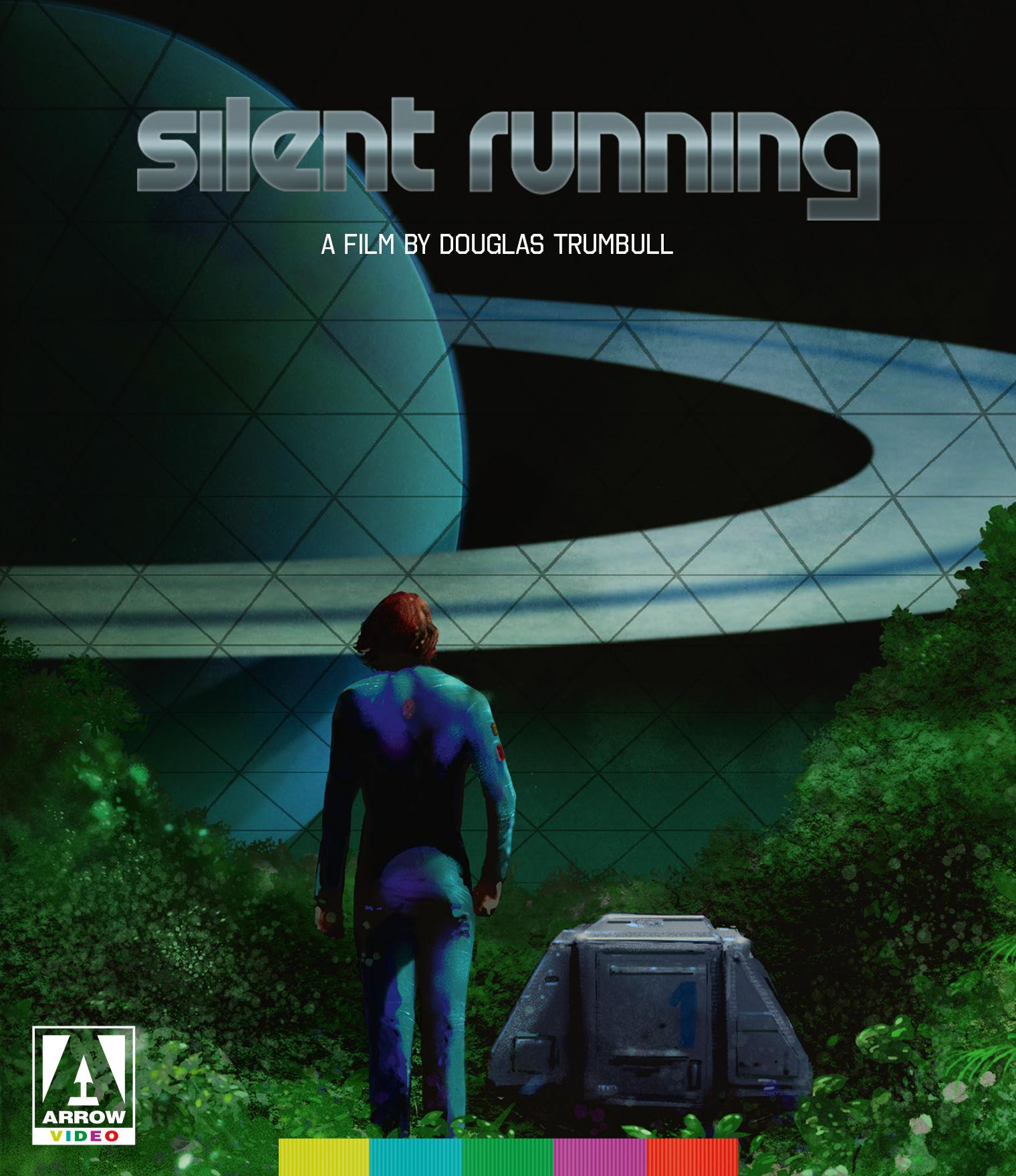 Silent Running Arrow Films Blu