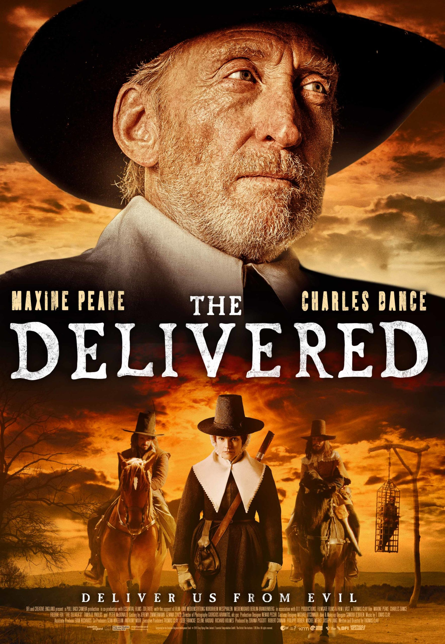The Delivered movie poster