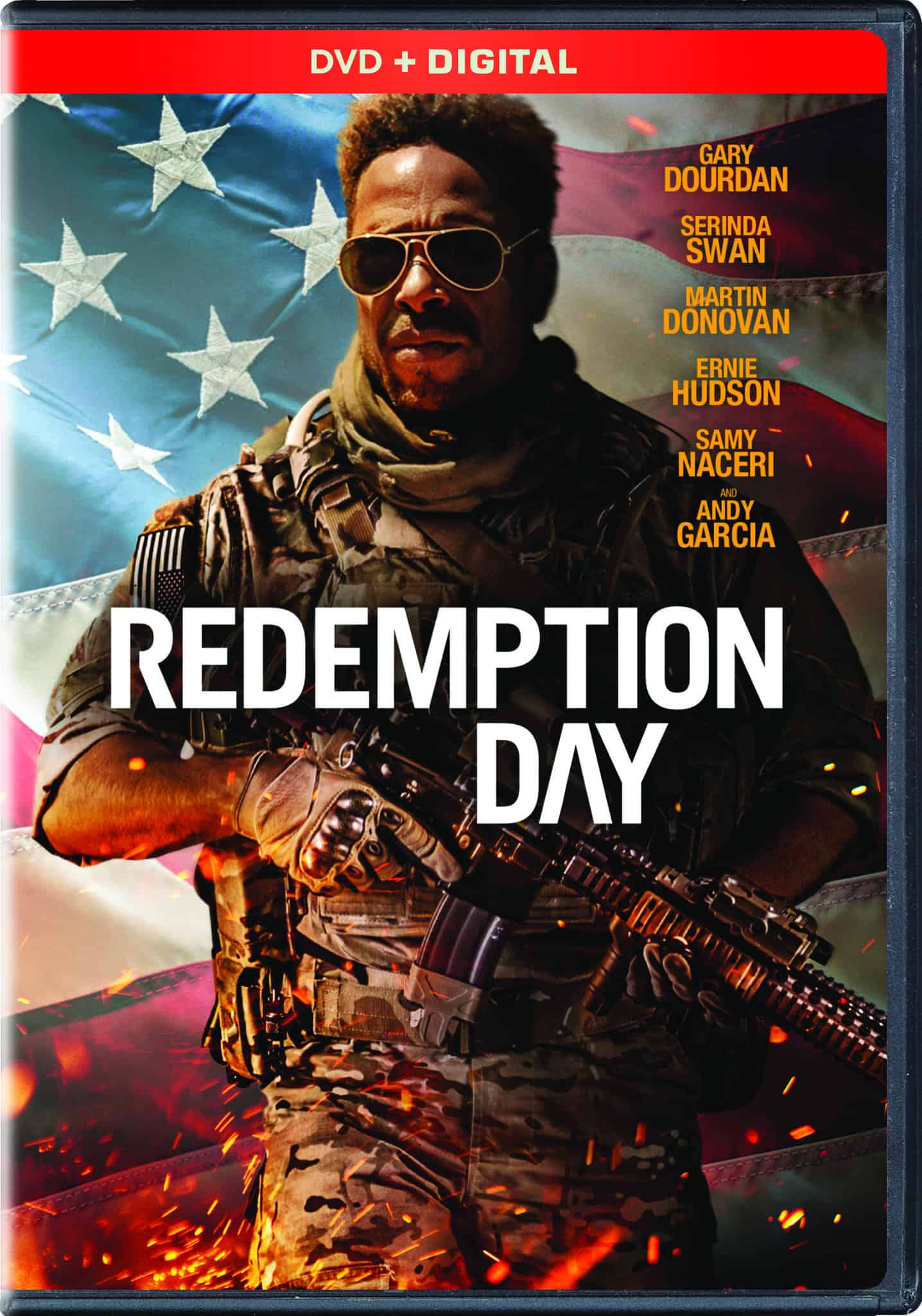 redemption day february 2021 dvd