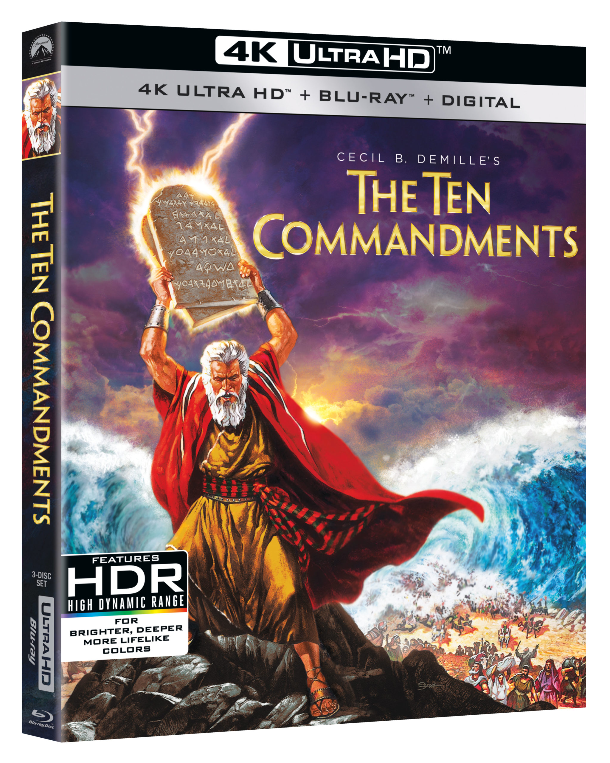 Ten Commandments 4K Fatale AAIFF