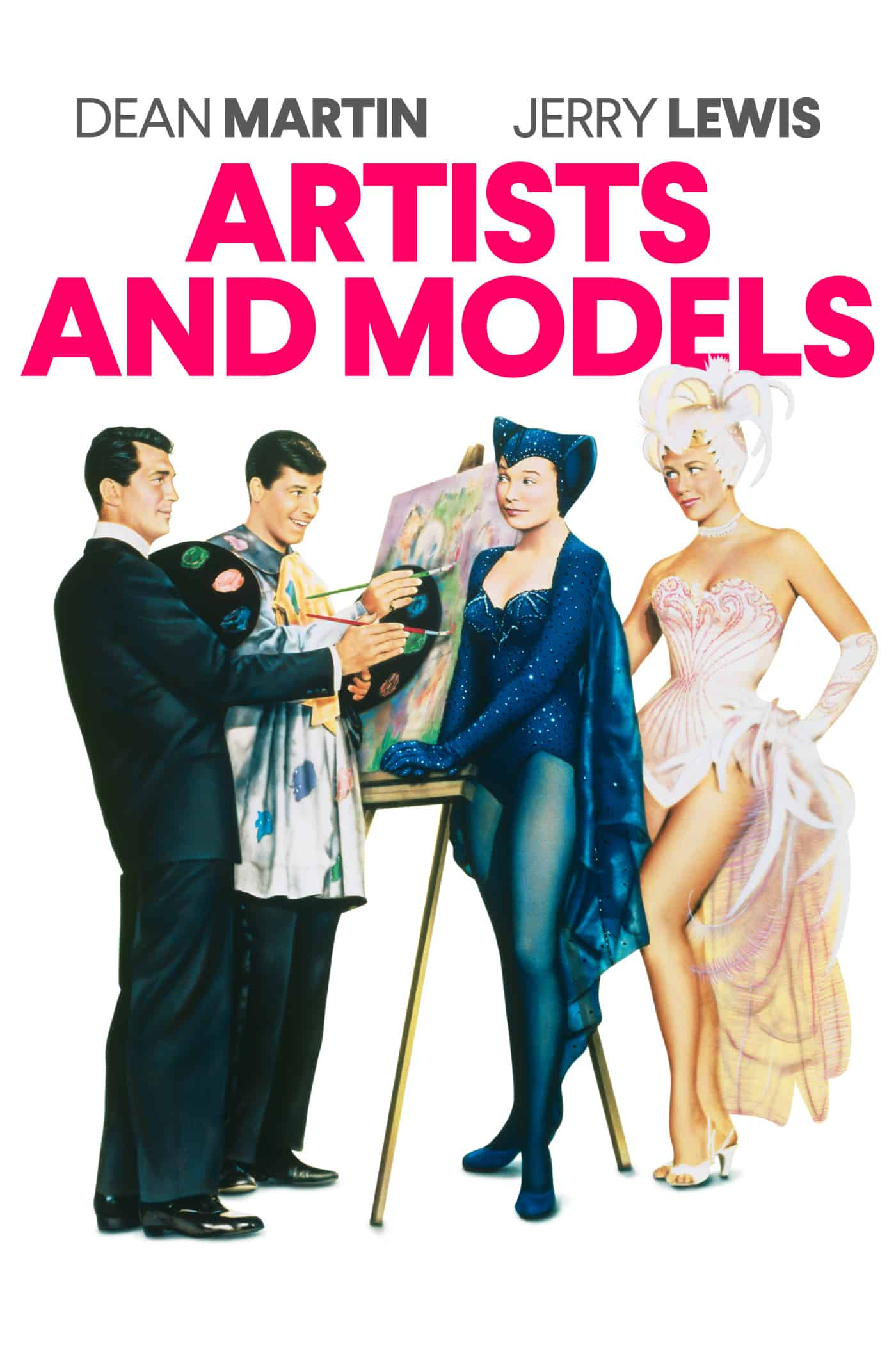 Artists and Models 65th Anniversary [Historically Important Movie review] 2
